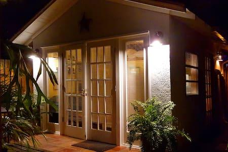 Las Olas private cottage w/sleep loft - Fort Lauderdale - Loft