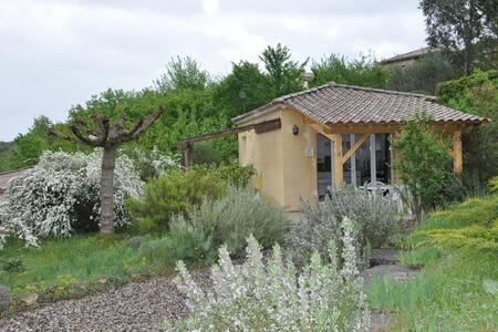 Gîte 48 m² Sud Ardèche Couette et Soleil