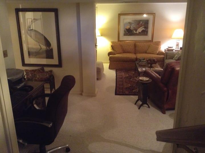 Fabulous apartment inside beautiful home