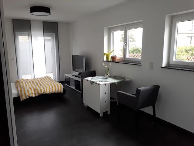 Moderne Einliegerwohnung in Ludwigshafen