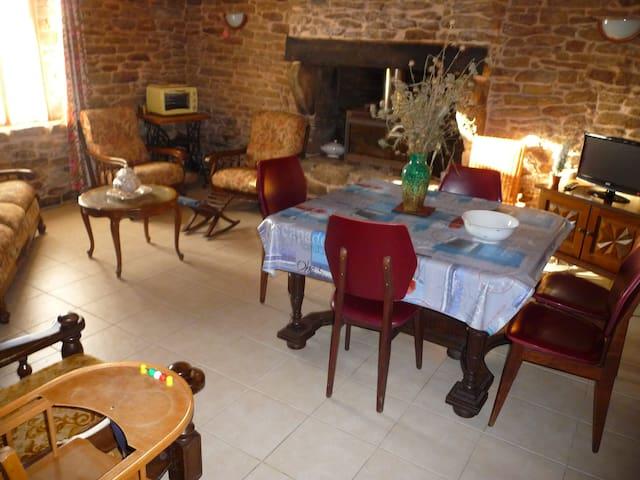 Gîte Douar - Guiler-sur-Goyen - Apartment