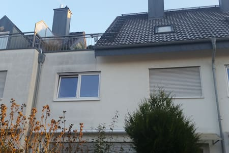 Dachstudio mit Terrasse