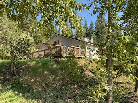 Home@HorseCreek - Cosy Mountain Cottage