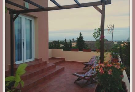 La casita del palmar. Ideal para parejas - El Palmar de Vejer - Wohnung