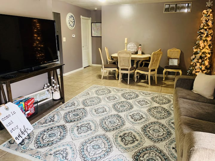 COZY 3 bedroom with lots of extras!