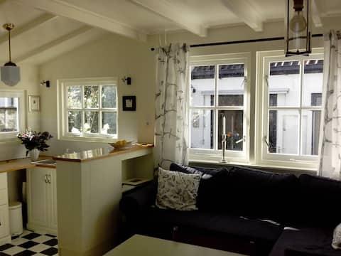 Garden cottage near Amsterdam