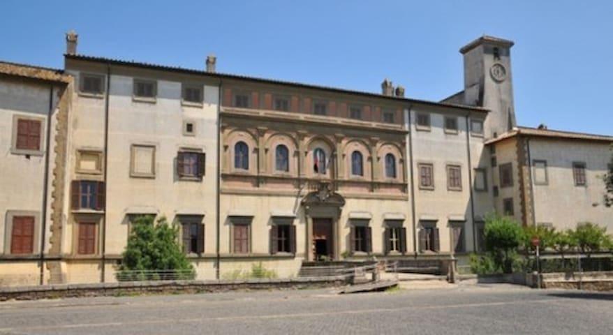 Casa in antico convento di Sant'anna - Oriolo Romano - ที่พักพร้อมอาหารเช้า