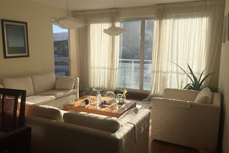 Luxury comfortable and sunny apartment