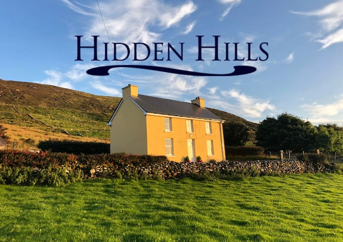 Hidden Hills Sheepfarm—5★Ring of Kerry