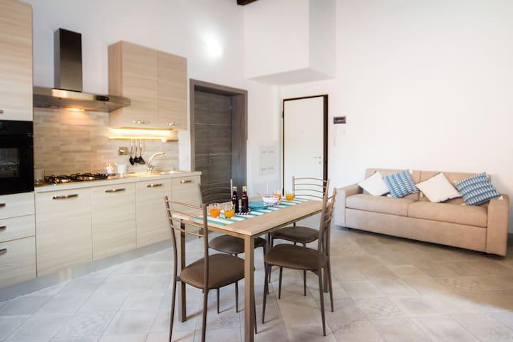 Appartamento sul Corso di Castiglione 2