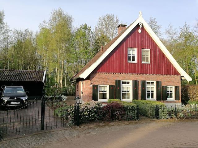 Luxurious holiday house, Lake Hilgelo, Achterhoek - Winterswijk Meddo - Dom