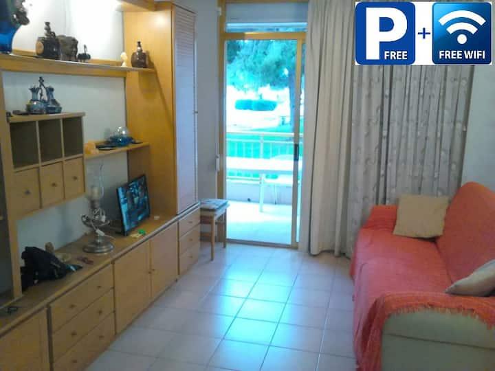 Apartamento + Parking 1ºPlanta