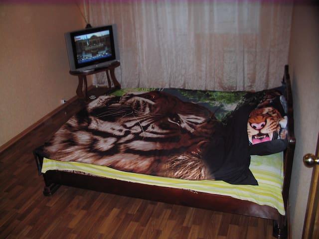 Уютная квартирка на сутки в Курске - Kursk - 公寓