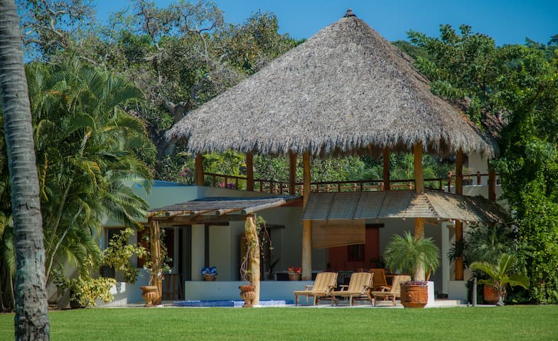 Casa de Playa en Chacalilla, Nay. - Nayarit - House