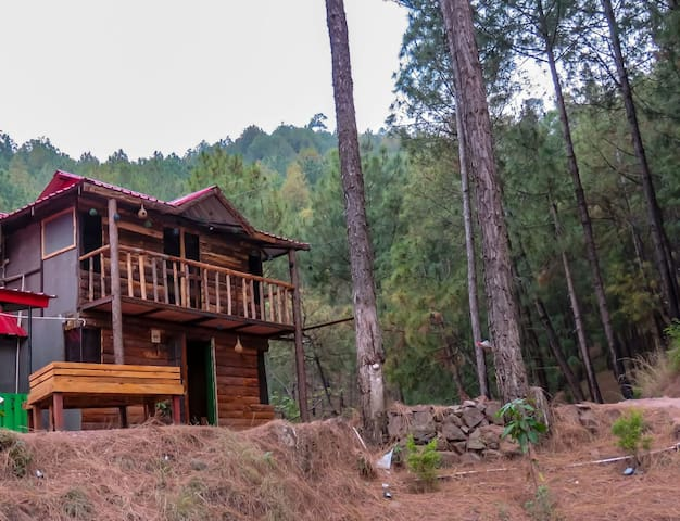 1 Duplex for 4 persons at PVR, Kasauli