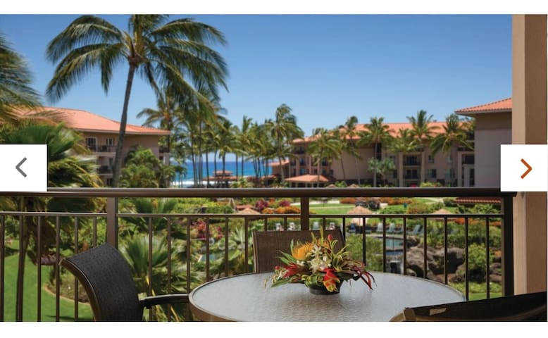 Amazing Lush Kauai Full Villa At Marriott Resort