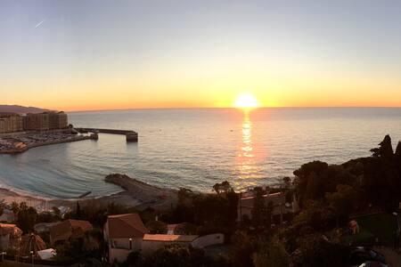 APT nxt Monaco: Best sea view ever! - Appartement