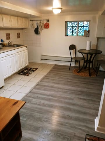 Basement Apartment with Private Entrance/Parking