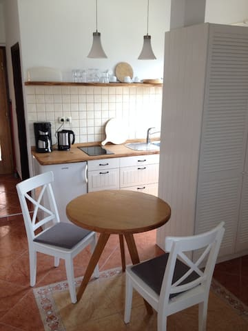 300m beach, sea view, big garden - Biograd na Moru - Apartment