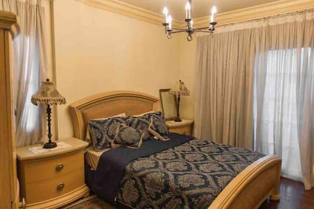 Private Master Suite in a Villa Females only