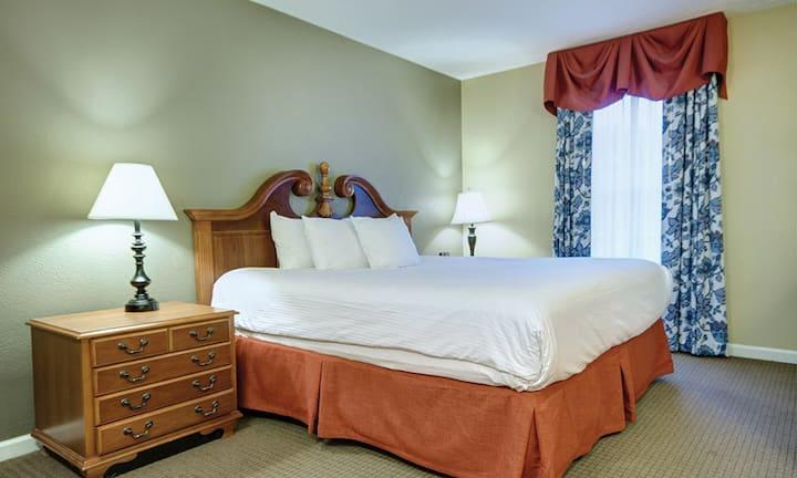 2 Bedroom Condo Club Wyndham Kingsgate