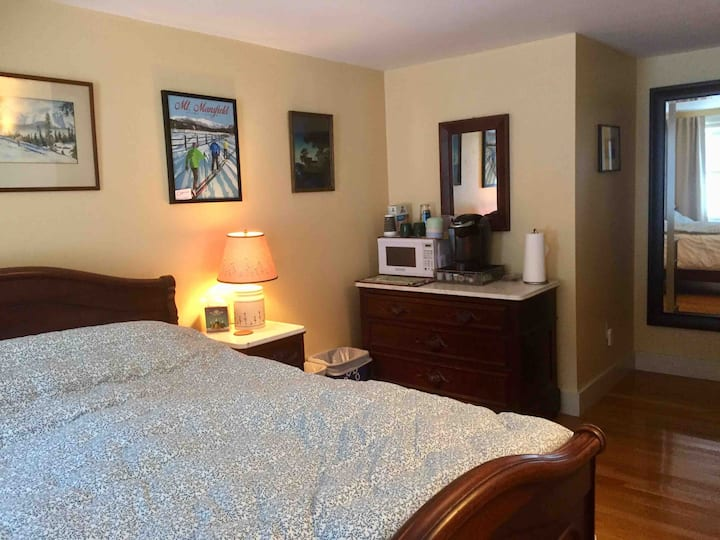 Guest Suite in Stowe Home