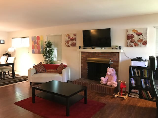 Private Room Near Downtown Menlo Park! - Menlo Park - Apartamento