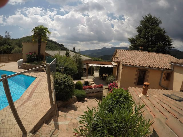 T.R Mas Romeu.EL MIRADOR PG519 Arbúcies - Montseny