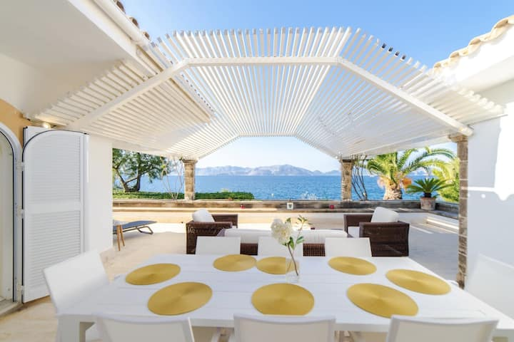 CAN RAMIS - Beautiful house for up to 10 people with amazing sea views.