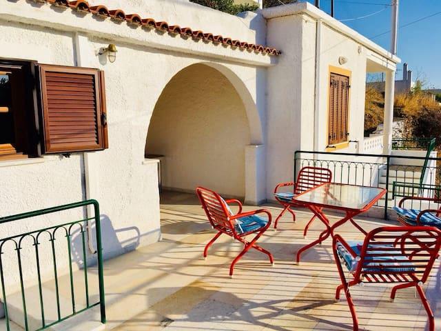 Villa Manolis Andrielos