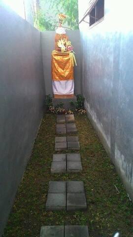 Villa Triyana, a corner of relax - Tabanan - Rumah