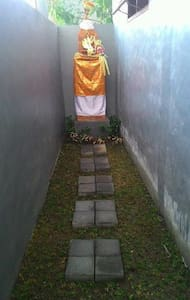 Villa Triyana, a corner of relax - Tabanan - Σπίτι
