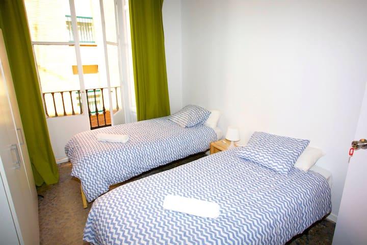 Habitación en casco históricos 103 doble - Seville - Hus