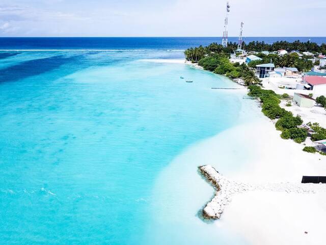 Maldives on a budget