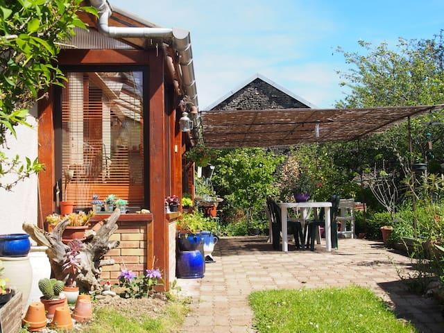 Chambre très calme au coeur de la Bourgogne - Chevannay - Casa