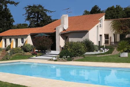 Chambre d'hotes près du Puy du Fou - Saint-Fulgent - B&B/民宿/ペンション