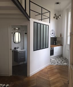 Studio Loft 21M2 au cœur de Boulogne-Billancourt - Boulogne-Billancourt - Loft