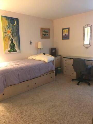 Private bedroom/bath in Encino - Los Angeles - Appartement en résidence