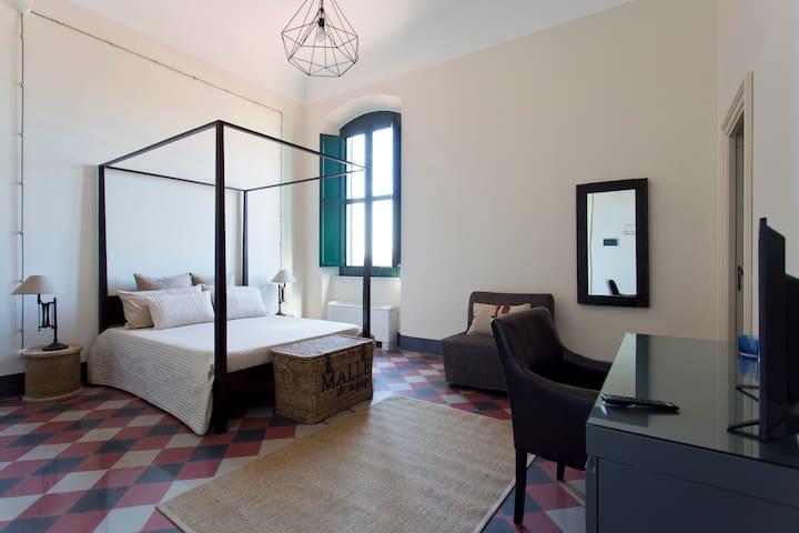 La Littorina - Le stanze del Capostazione - Bagheria - Bed & Breakfast