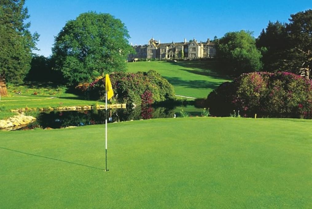 Set in the Grounds of Bovey Castle