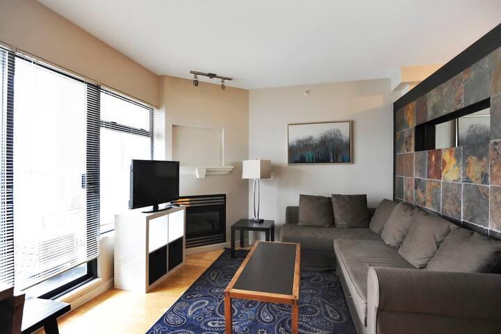 Bright Kitsilano Apartment on Quiet Street - Vancouver - Apartment