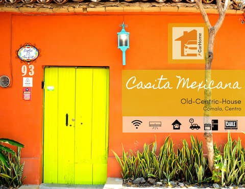 Mexicana house, petfriendly, ACC, WiFi, TV cable