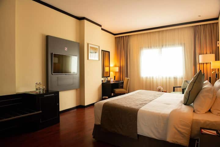 Private Cleaning Hotel room albarsha with cleaning