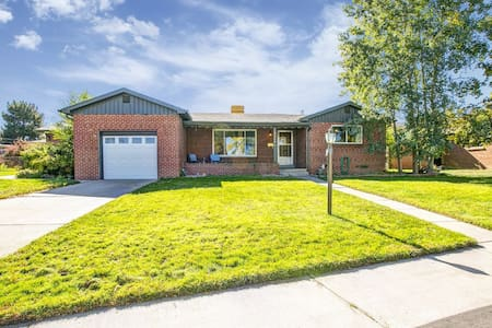 Comfortable Home Central to Everything - 麥嶺(Wheat Ridge)