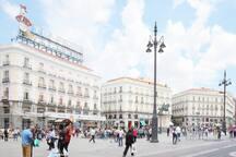 Acogedor y moderno apartamento en  Puerta del Sol