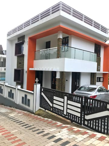 FURNISHED 4BHK HOUSE WITH SCENIC VIEWS