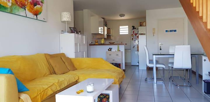Appartement F3, quartier sud/central du Trianon