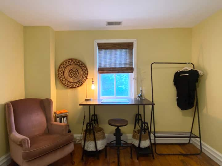 Cozy, Private Room for Rent in Downtown Frederick