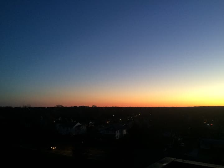 Sunrise/Sunset View