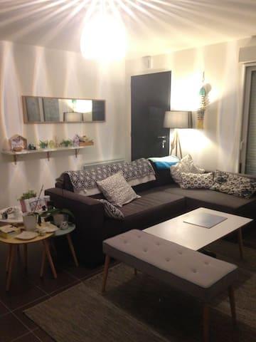 Chambre privée en toute convivialité - Saint-Sulpice-de-Royan - House